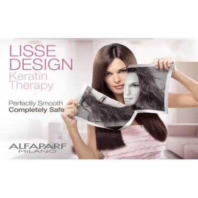 Серия за изправяне с Кератин  Lisee Design