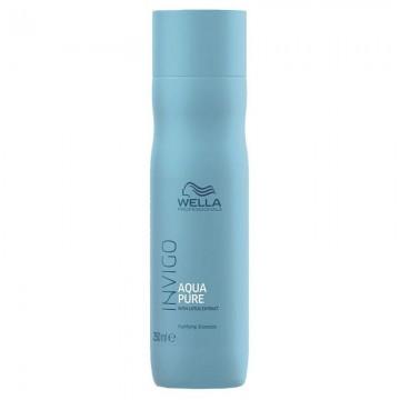 Шампоан за дълбоко почистване WELLA Invigo Aqua Pure Purifying Shampoo 250ml