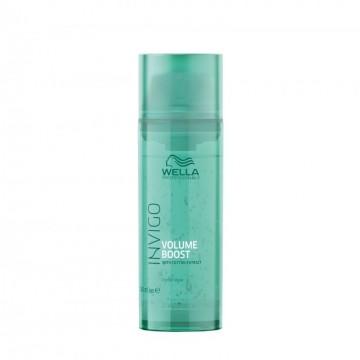 Маска за обем и уплътняване на тънка и фина косата WELLA Invigo Volume Boost Crystal Mask 145ml