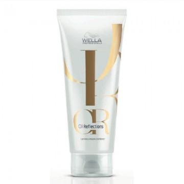 Изглаждащ балсам с масла за всеки тип коса Wella Oil Reflections Luminous Instant Conditioner 200ml