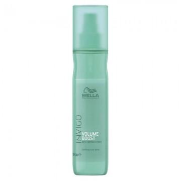 Спрей за обем и уплътняване на тънка и фина косата WELLA Invigo Volume Boost Uplifting Spray 150ml