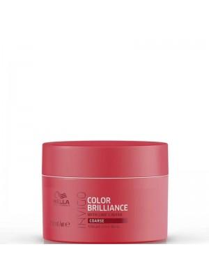 Маска за запазване на цвета за плътна боядисана коса WELLA Invigo Color Brilliance Mask 150ml