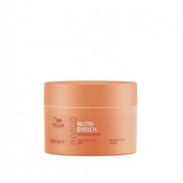 Маска за дълбоко подхранване на суха и стресирана коса WELLA Invigo Nutri Enrich Mask 150ml