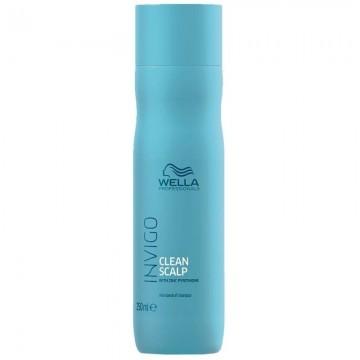 Шампоан против пърхот с цинк WELLA Invigo Clean Scalp Anti-Dandurff Shampoo 250ml