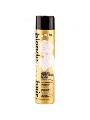 Професионален шампоан Sexy Hair Sulfate Free 300 мл.