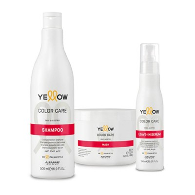 Yellow Color Care за боядисана коса