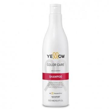 Професионален шампоан Alfaparf Yellow Color Care за боядисана коса 500ml