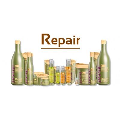 Серия кератинова терапия BES Silkat Repair за увредени коси