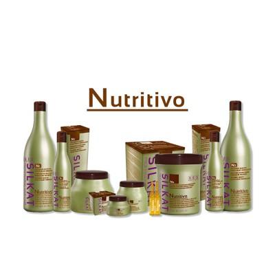 Серия BES Silkat Nutrivio подхранваща суха коса